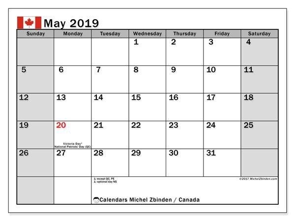 May 2019 Calendar Pdf Excel Word Landscape Portrait Notes with regard to Vertex Imprimir Calendasrio Graphics