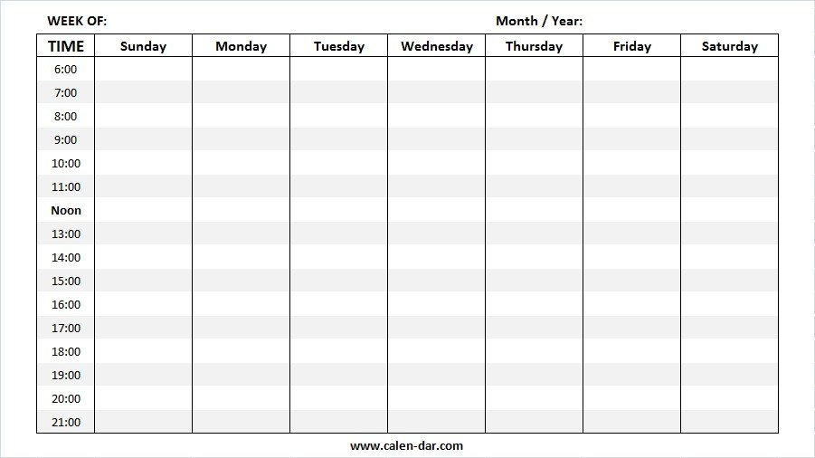 May 2019 Weekly Calendar Printable - Make A Week Wise regarding Weekly Calendar
