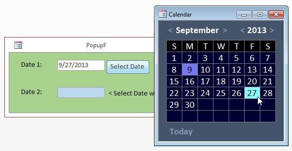 Microsoft Access Calendar Template intended for Msaccess Calendar Template Graphics