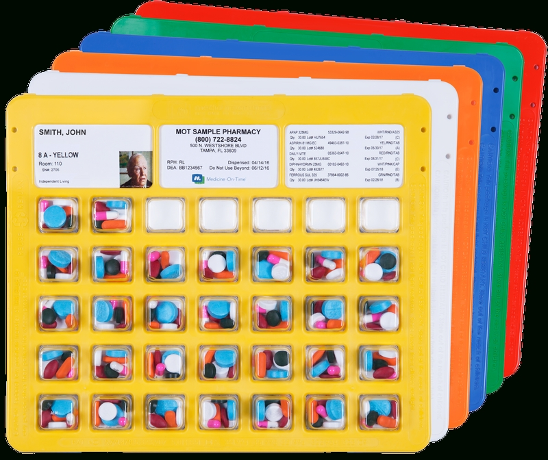 Multi-Dose Pill Packaging - Walsh Pharmacy intended for Multi Dose Calendar Graphics