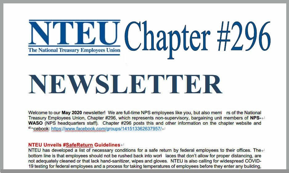 Nteu Chapter 296 with regard to Nteu 2020 Leave Chart Photo