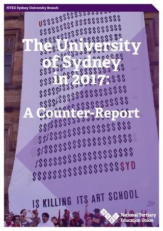 Nteu Sydney Uni Counter-Reportnteu - Issuu for Nteu 2020 Leave Chart