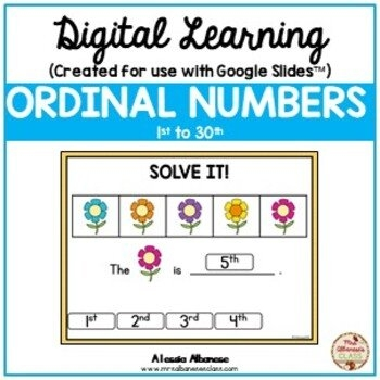 Ordinal Numbers Calendar Worksheets & Teaching Resources | Tpt with regard to September Calendar With Ordinal Numbers