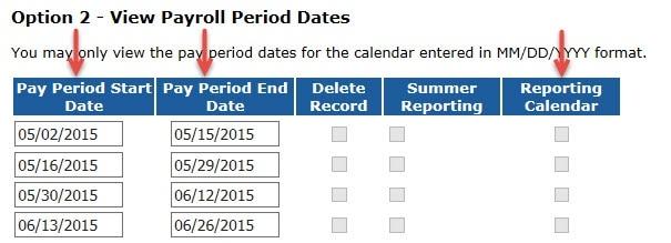 Ors Psru - 7.03.00: Payroll Calendars throughout State Of Michigan Payroll Calendar
