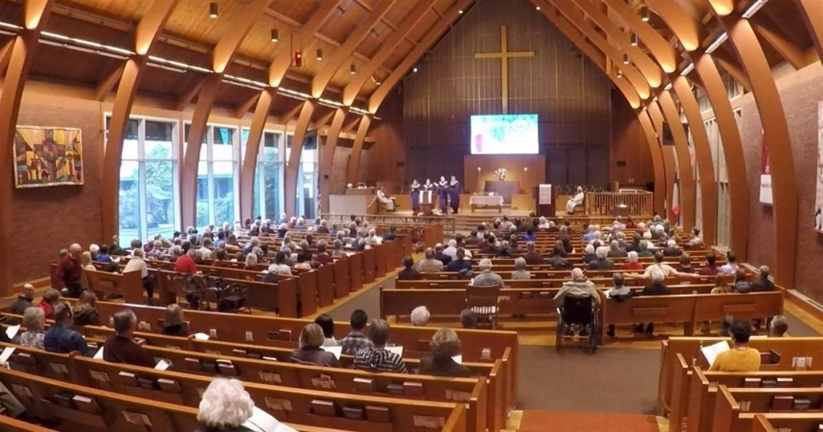 Parishioners Respond To United Methodist Church Proposed with Parament Schedule For Methodist Church