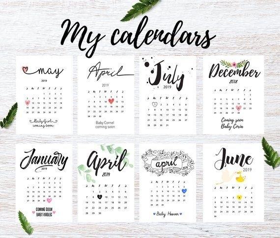Pin On Calendario pertaining to Baby Girl Calender October Photo