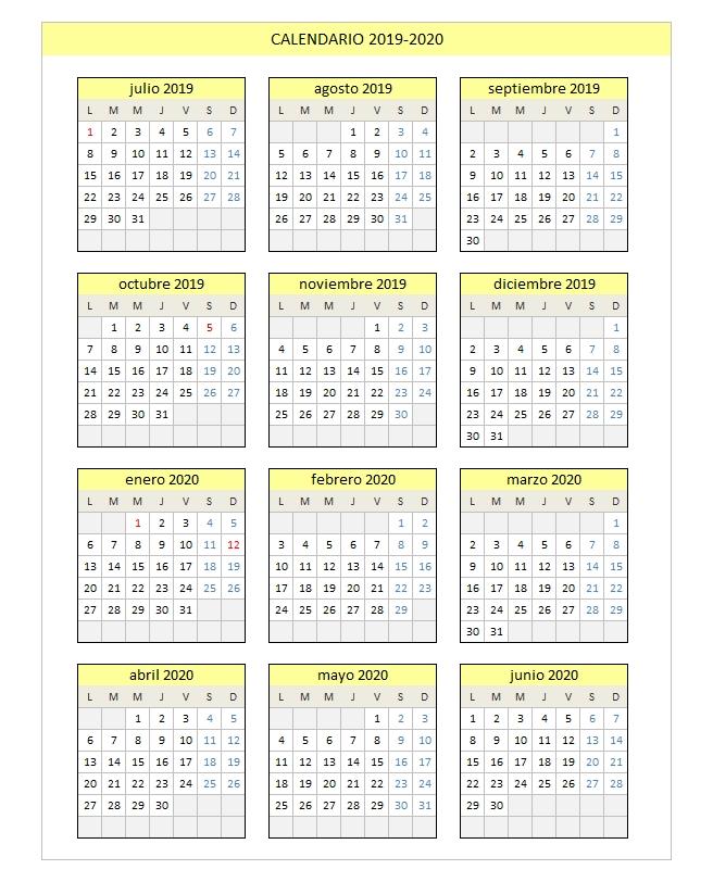Planillaexcel - Descarga Plantillas De Excel Gratis within Excel Calendario Descargar