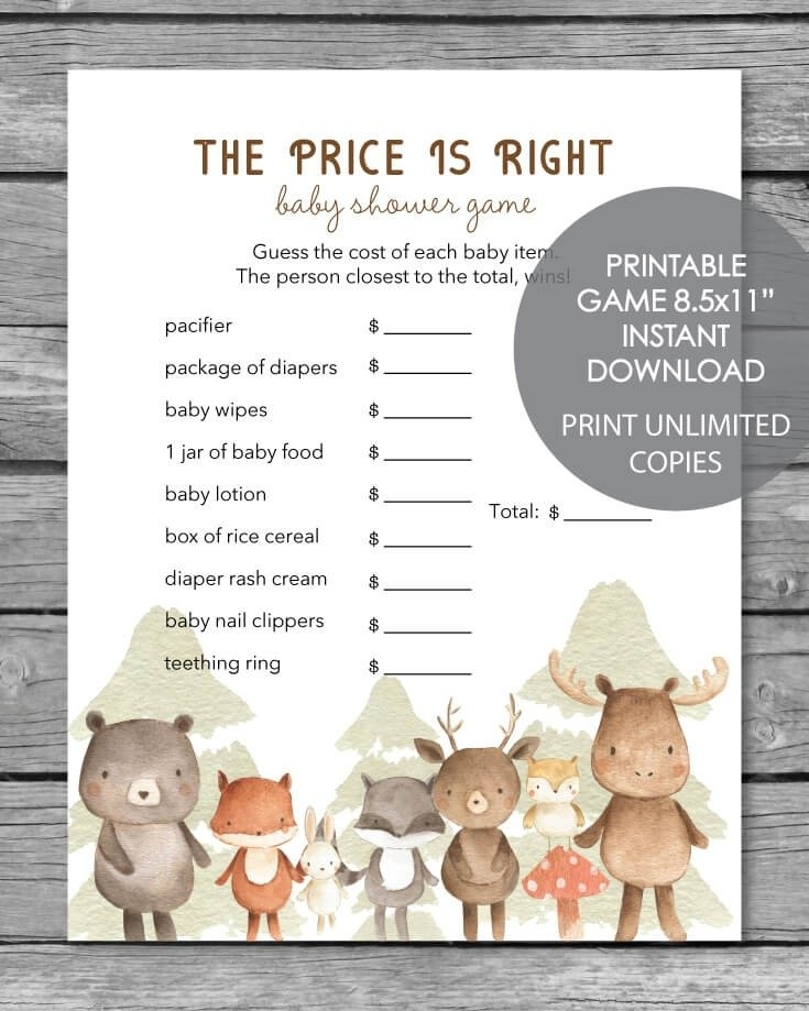 Print It Baby intended for Printable Baby Guess Graphics
