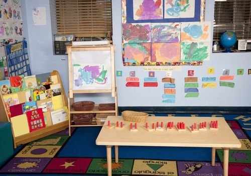 Print-Rich Preschool Environment in Preschool Classroom Print Graphics