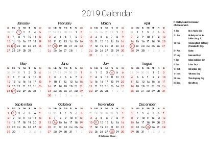 Printable 2020 Calendars (Pdf) - Calendar-12 for 2020 Calendar Softcopy Image