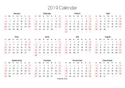 Printable 2020 Calendars (Pdf) - Calendar-12 for No Frills Basic Calendar 2020