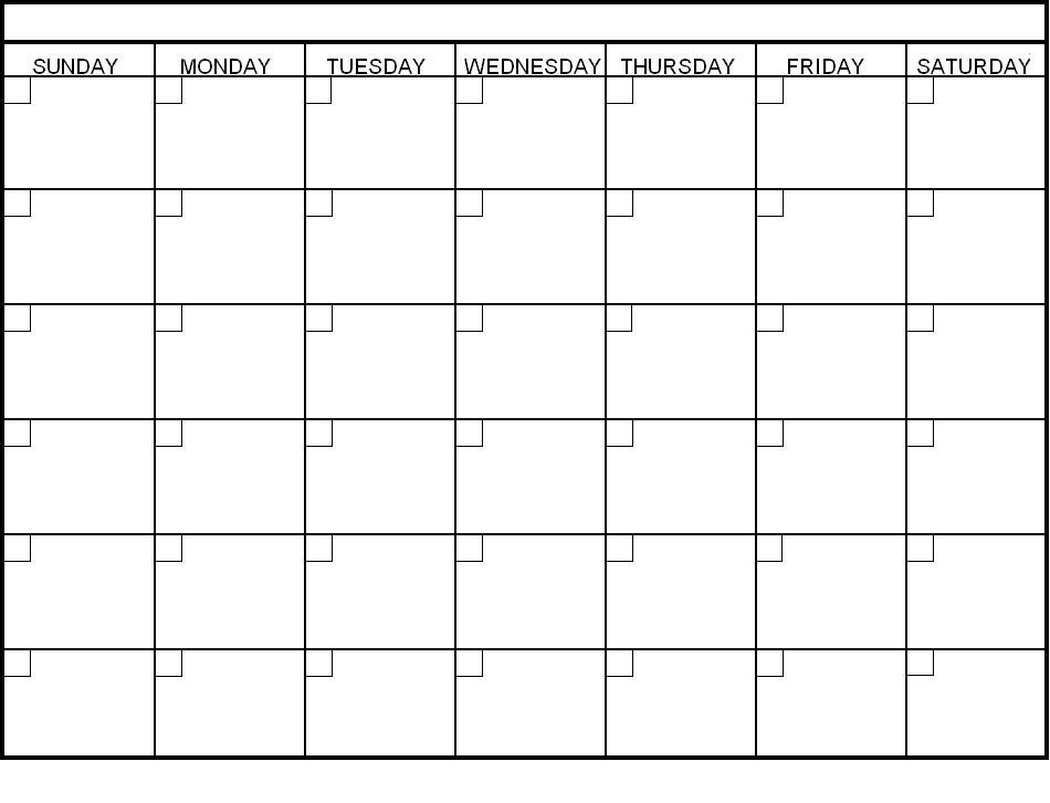 Printable Calendar Template | Create Custom Calendar regarding 8 X 11 Blank Printable Calendar