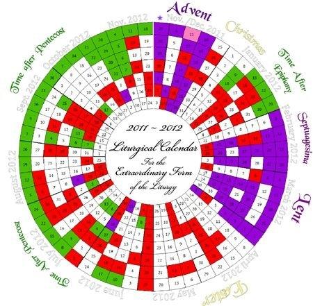 Printable Liturgical Calendars | Catholic Crafts, Catholic regarding Liturgical Calendar Craft Printable