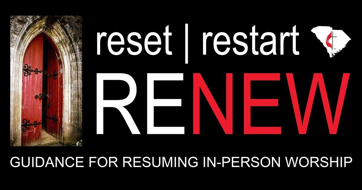 Reset | Restart | Renew - South Carolina United Methodist for Methodist Calendar Of When To Change Paramonts Graphics