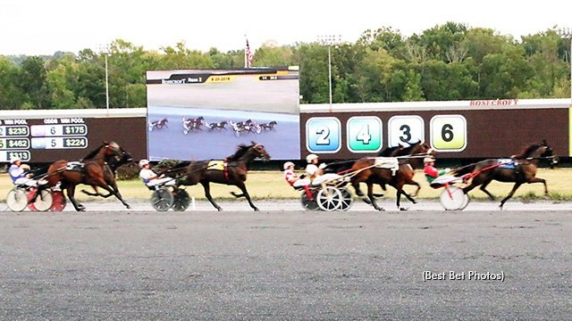 Rosecroft Fall Meet To Begin Sept. 23 | Standardbred Canada inside Tinmonium Fair Ground Schedules Events