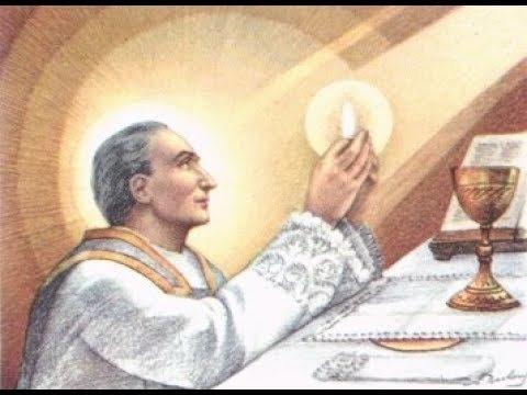São Pedro Julião Eymard Sacerdote, Fundador, Santo 1811-1868 regarding Dia Juliao Image