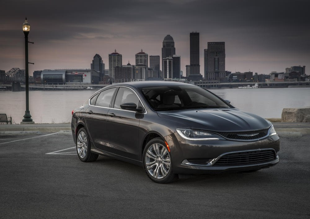 Short Timer: Chrysler's Sleek 200 Sedan Appears Headed For regarding Short Timer Calendar Retirement