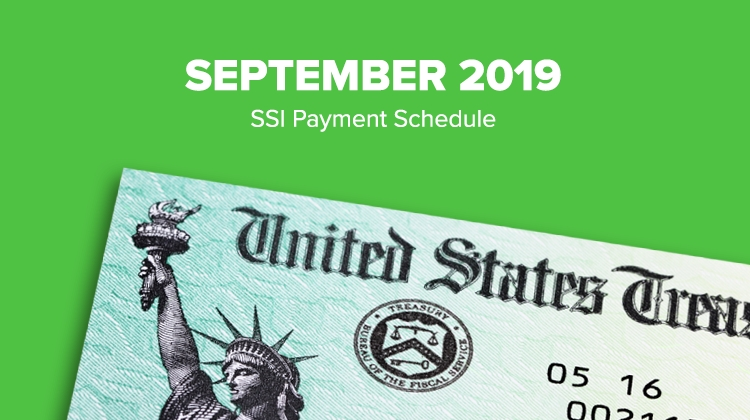 Ssi Social Security Benefits Payment Schedule: September with Ssi Disability Calend Sept