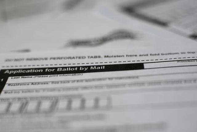 Texas Votemail: How To | The Texas Tribune inside Guess Baby Date Ballot