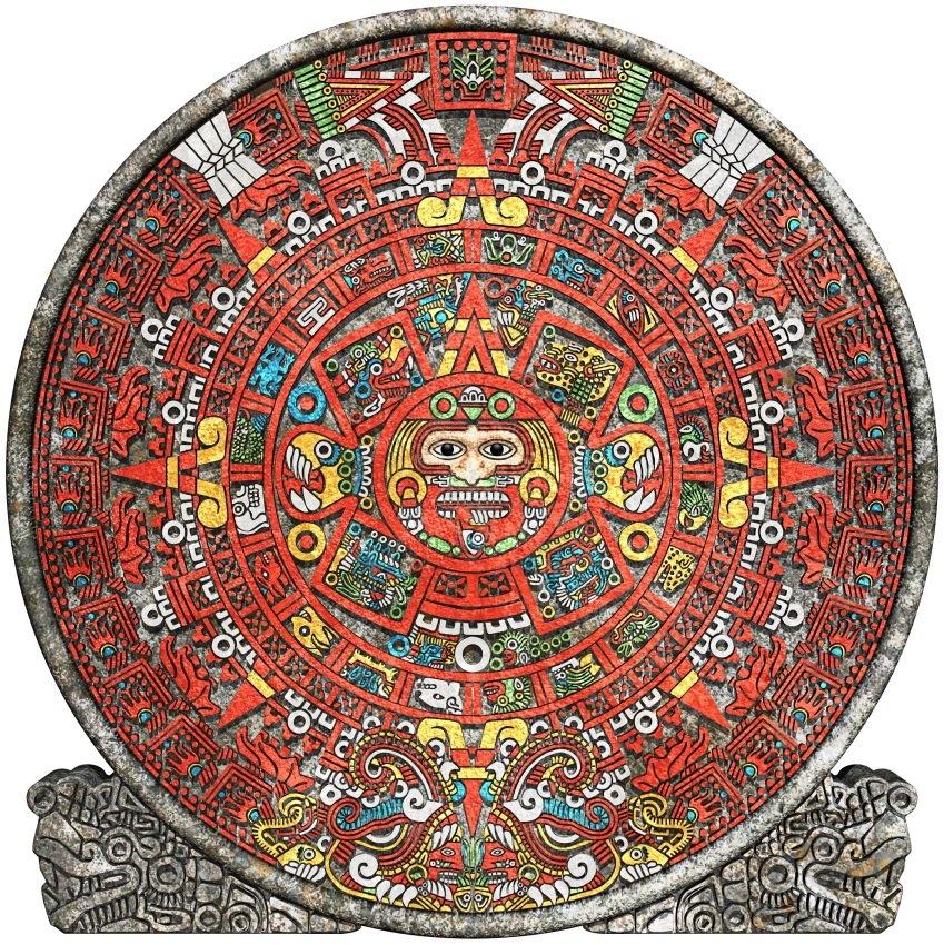 The Mayan Calendar | Calendars regarding 365 Day Calendar By Day Number