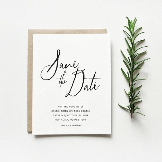 The Ultimate Guide To Save-The-Dates with Calendar Save The Date Plain