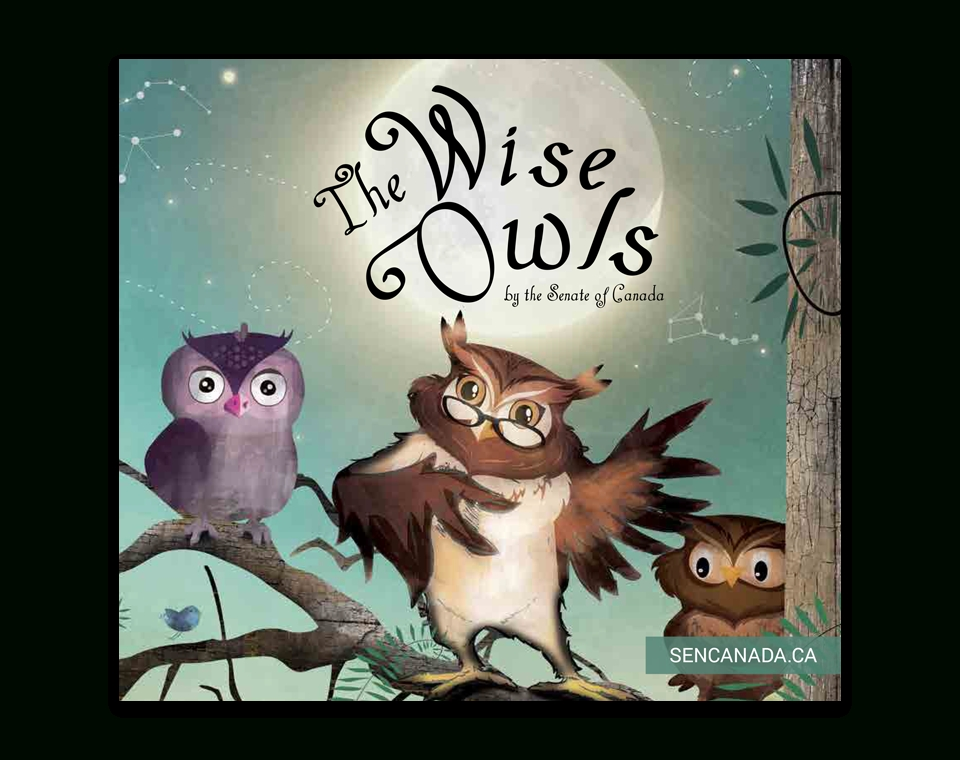 The Wise Owls inside Wise Owl Calendars