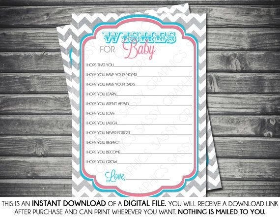This Item Is Unavailable | Wishes For Baby Cards, Wishes For inside Guess Baby Date Ballot