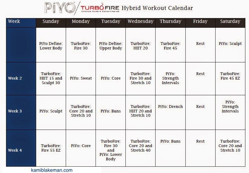 Turbofire | Fit Momma in Turbo Jam Calendar Download
