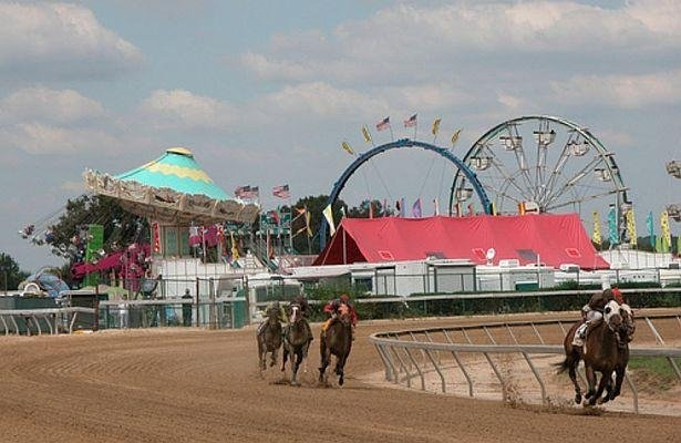 Two Race Callers Connection To Timonium Fair Grounds for Tinmonium Fair Ground Schedules Events