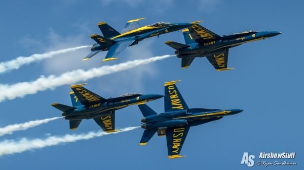 Us Navy Blue Angels 2020 Airshow Schedule Released pertaining to Calander For Blue Angels Photo