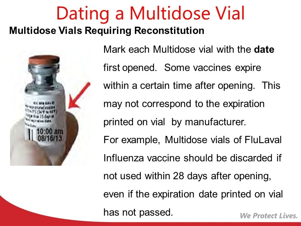 Vaccine Storage And Handling - Ppt Download regarding Multi Vial 28 Days Dispose Of Dates Calculate