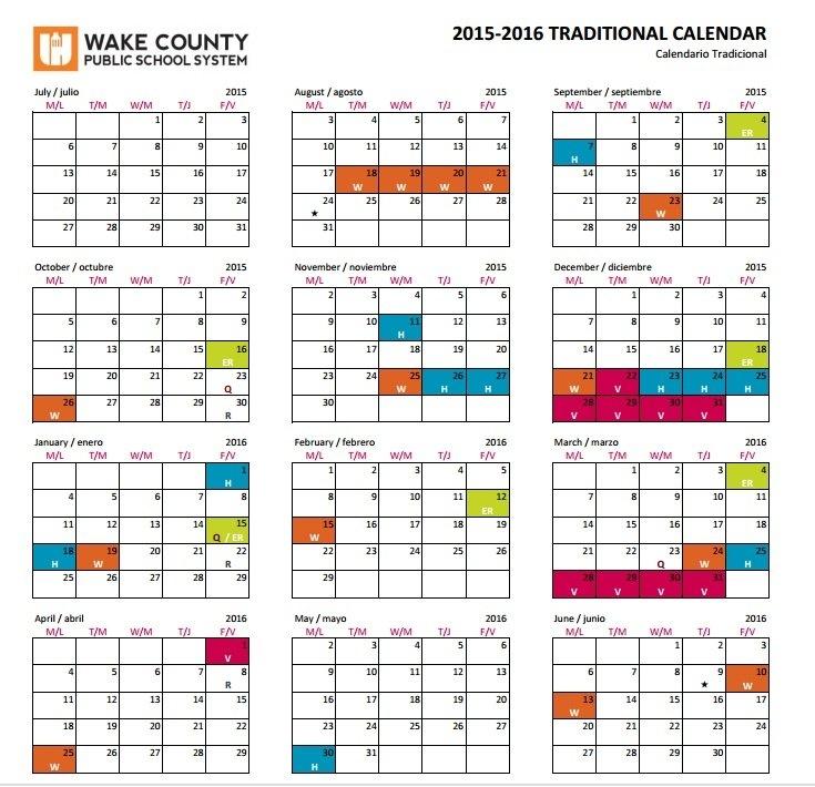 Wcpss Calendar - Mrs. Stockdale's Biology Class with Wcpss Calendars Photo