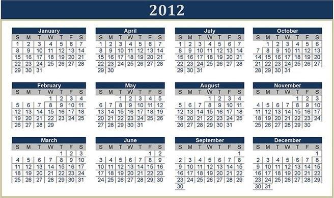Weekly Calendar Templates – 11+ Free Samples, Examples in Depo -Provera Perpetual Calendar Photo