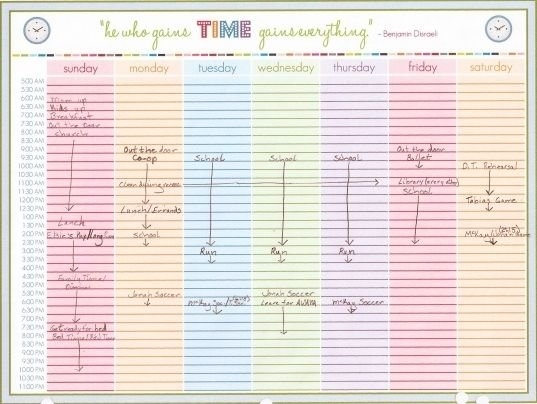 Weekly Calendar With Time Slots | Weekly Schedule Printable in Free Printable Daily Calendar With Half Hour Time Slots