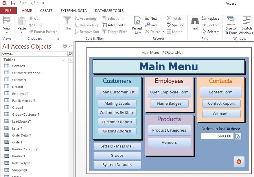 What Is A Microsoft Access Database? for Calendar With Access Database Graphics