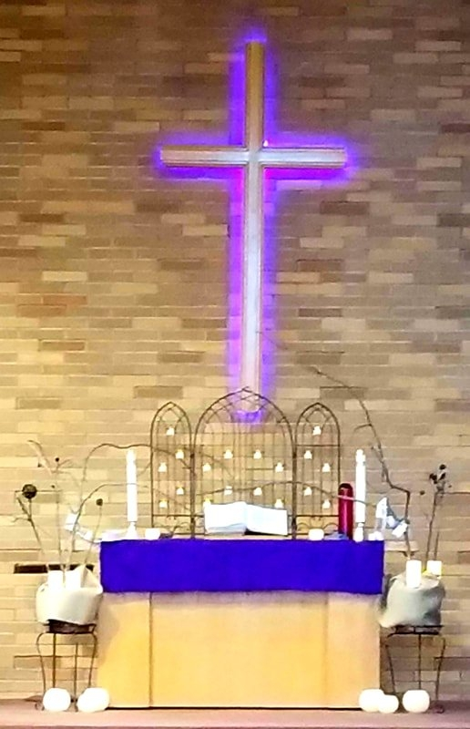 What To Expect - Vancouver Heights United Methodist Church throughout Methodist Church Alter Color Schedule Image