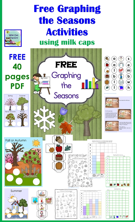 Wise Owl Factory | Seasons Activities, Graphing Activities regarding Wise Owl Factory Editable Calendar