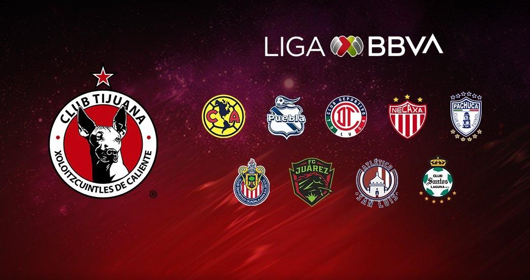 Xoloitzcuintles Abrirán La Liga Mx-Clausura 2020 throughout Xolos De Tijuana Calendario