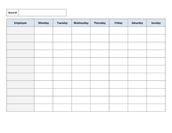 Docstoc Is Closed | Timetable Template, Daily Schedule with regard to Free Printable Monday Sunday Schedule