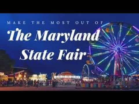 Maryland State Fair Expects Higher Attendance Rates - Youtube in Timonium Fair Ground Schedule Of Shows