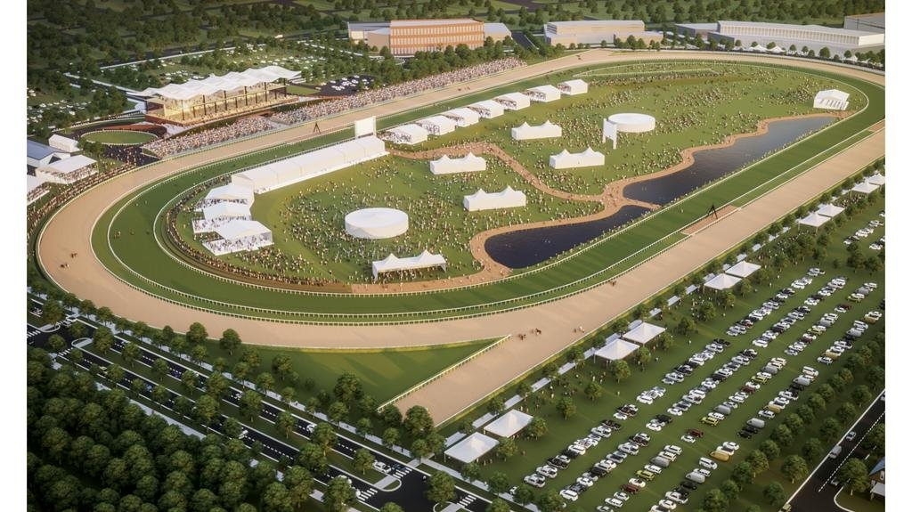 Pimlico Proposal'S Impact On Timonium Fairgrounds Questioned pertaining to Timonium Fair Ground Schedule Of Shows Photo