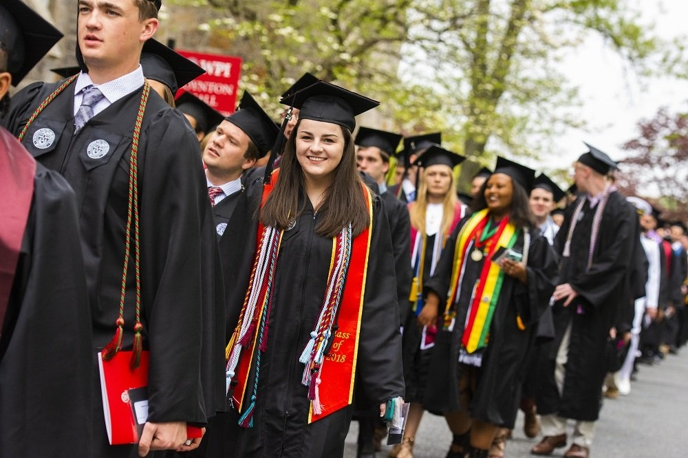 Wpi Commencement Week 2019 Schedule intended for Undergraduate Calendar Wpi