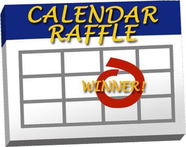 2019 Calendar Raffle Fundraiser within Fundraiser Lottery Calendar Photo