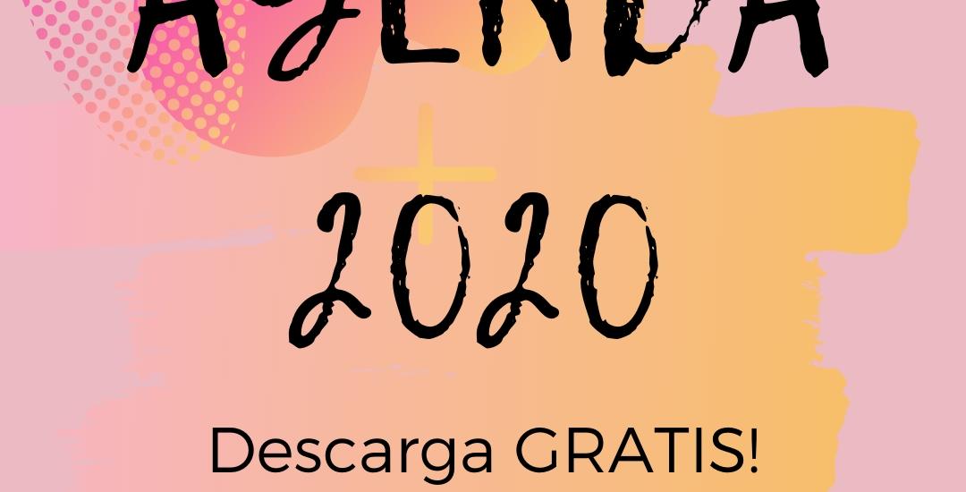 Agenda 2020 Descarga Gratis ! ⋆ Agenda 2020 Descarga Gratis inside Descargar Agenda Gratis Photo