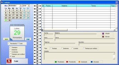 Agenda Escolar - Descargar Gratis within Descargar Agenda Gratis Photo