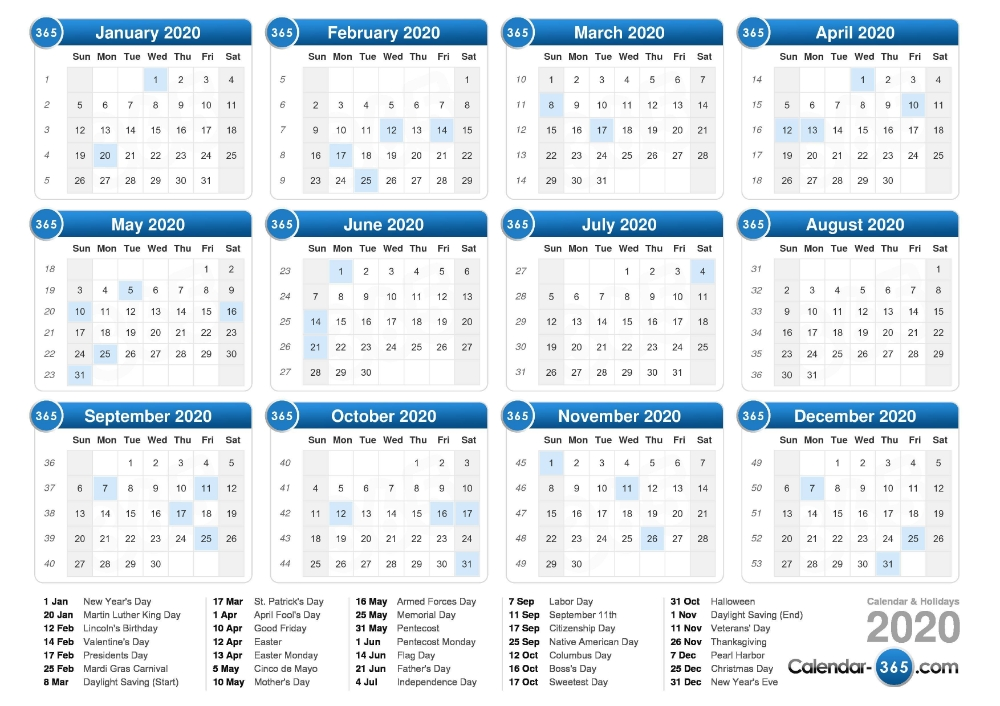 Calendar 2020 Pakistan - Google Search | Calendar Printables in Calendar 2020 Excel Con Numero De Semana Image