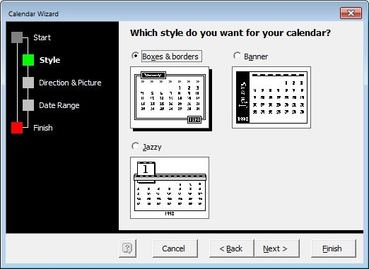 Calendar Wizard In Word 2013 And Word 2016 – Yes within Helen Bradley Calendar Wizard