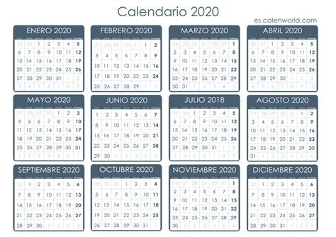 Calendario 2020 Con Santoral Para Imprimir - Calendario 2019 pertaining to Calendario  Anual Juliano 2020