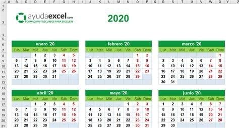 Calendario 2020 Descargar Excel - Calendario 2019 regarding Agenda Calendario En Excel Gratis
