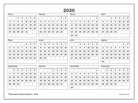 Calendario 2020 Para Imprimir Pinterest - Calendario 2019 with regard to Calendario  Anual Juliano 2020